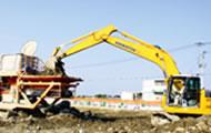 地盤改良・土質改良工事